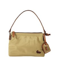>Dooney & Bourke Handbag Nylon Pouchette $48