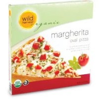 >Wild Harvest Organic Pizza's only $3.99 each at Albertsons….