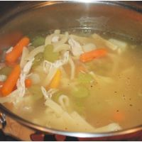 Sunday Share: Easy Homemade Chicken Noodle Soup…