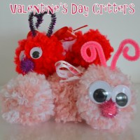 She's Crafty: Valentine's Day Critters