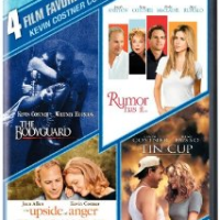 Kevin Costner Collection: 4 Film Favorites for $9.99 Shipped
