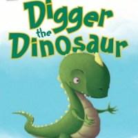 FREE Nook Book: Digger the Dinosaur