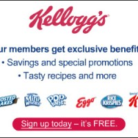 Kellogg's Products Printable Coupons