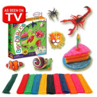 Bendaroos Mega Pack 500 Pieces for $6.27 shipped