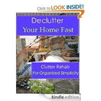 FREE Kindle Book: Declutter Your Home Fast