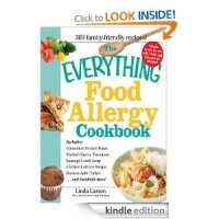 FREE Kindle Book: The Everything Food Allergy Cookbook