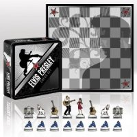 Elvis Chess Set for $15 Shipped