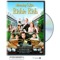 Richie Rich DVD for $6.21 Shipped