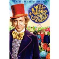 Willy Wonka & Chocolate Factory DVD for $4.99 Shipped