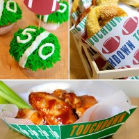 FREE Football Party Printables + Printable Coupons for Snacks!