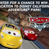 Cars Take Flight Contest