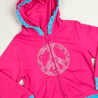 Totsy: Darling Girl's Hoodies for as Low as $7.00 Shipped!