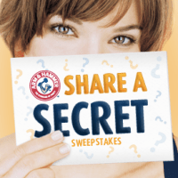Share A Secret Sweepstakes