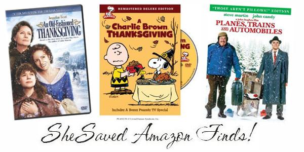 Thanksgiving DVDs