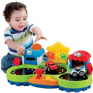 Fisher Price Chase & Race Town