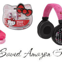 Amazon Deals Hello Kitty Electronic Deals