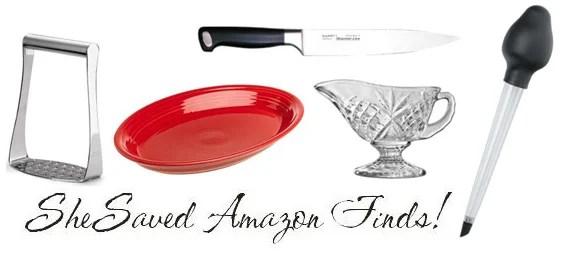Thanksgiving Kitchen Accessories