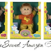 Cabbage Patch Kids Deals on Amazon