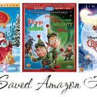 Amazon Deals Disney Christmas Movies