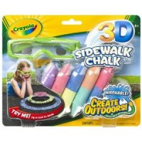 Crayola 3D Chalk for $4.49 Shipped