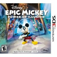 Disney Epic Mickey 2 for Nintendo 3DS for $19.99 Shipped