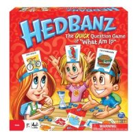 HedBanz Game for $9.99 Shipped