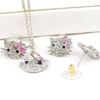 Hello Kitty Jewelry Set for $2.59 Shipped