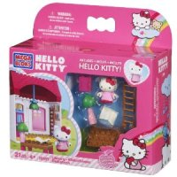 Mega Bloks Hello Kitty Library for $6.99 Shipped