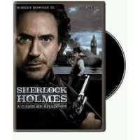 Sherlock Holmes A Game of Shadows DVD for $5.99 Shipped