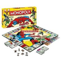 SpiderMan Monopoly for $9.99 Shipped