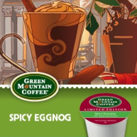Cross Country Cafe K-cups | Green Mountain Spicy Eggnog KCups for $10.99 + More!