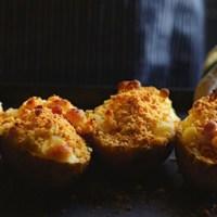 Twice Baked Cheesy Potatoes Recipe