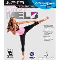 Get Fit with Mel B PS3 Game for $6.25 Shipped