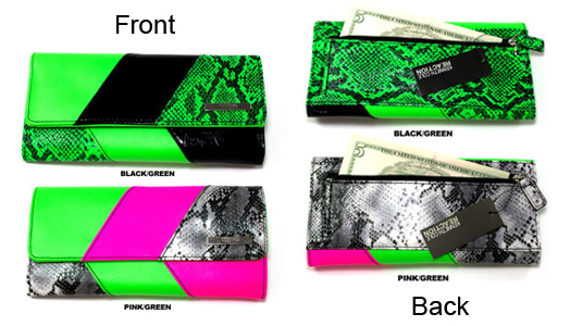 Kenneth Cole Ladies Wallets