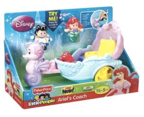 Little People Disney Princess Coach