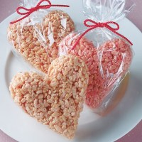 Valentines Day Rice Krispie Treats Recipe