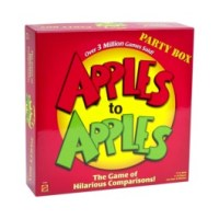 Apples to Apples Game for $10 Shipped