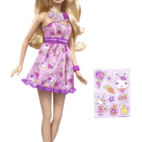Barbie Easter Doll for $10.09 Shipped