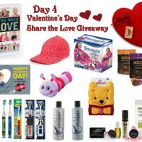 Day 4 | Share The Love Valentine's Day Giveaway