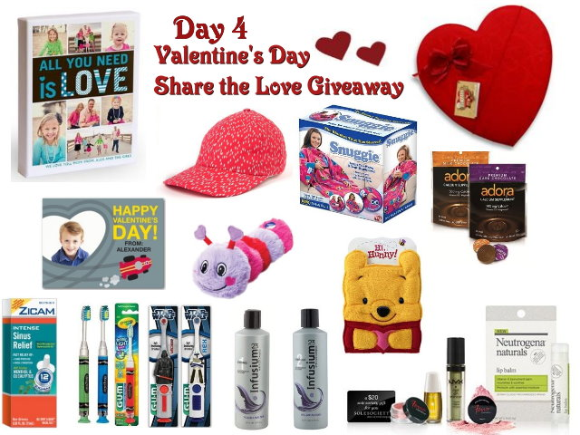 Day 4 Share the Love Giveaway