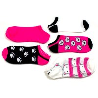 Funky Ankle Socks Pack for $6.99 Shipped