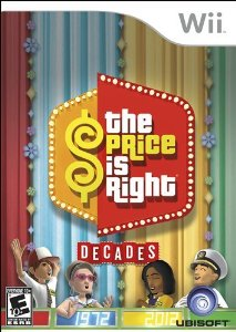 Price Is Right Wii Game