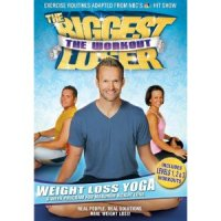 The Biggest Loser Yoga DVD for $6.89 Shipped
