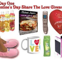 Day 1 | Share The Love Valentine's Day Giveaway