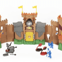 Fisher Price Imaginext Eagle Talon Castle For $39.98
