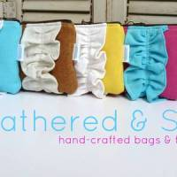 Belle Chic   Handcrafted Wristlets for $17.99