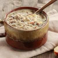 Chicken Wild Rice Soup   Freezer Friendly Meal