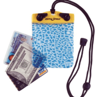 Kwik Tek Dry Pak Alligator Wallet For $5.70 Shipped