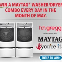 Sweepstakes | Maytag You're It Sweepstakes