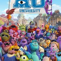 Movie Review | Disney Pixar Monsters University #MonstersUPremiere